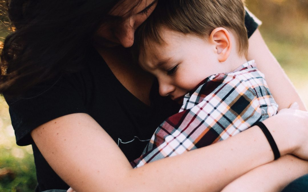 4 Unexpected Behaviors You May See in an Anxious Child